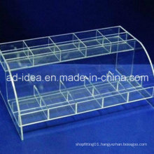 Practical Acrylic Display Rack/ Acrylic Furniture/ Exhioition for Cosmetic